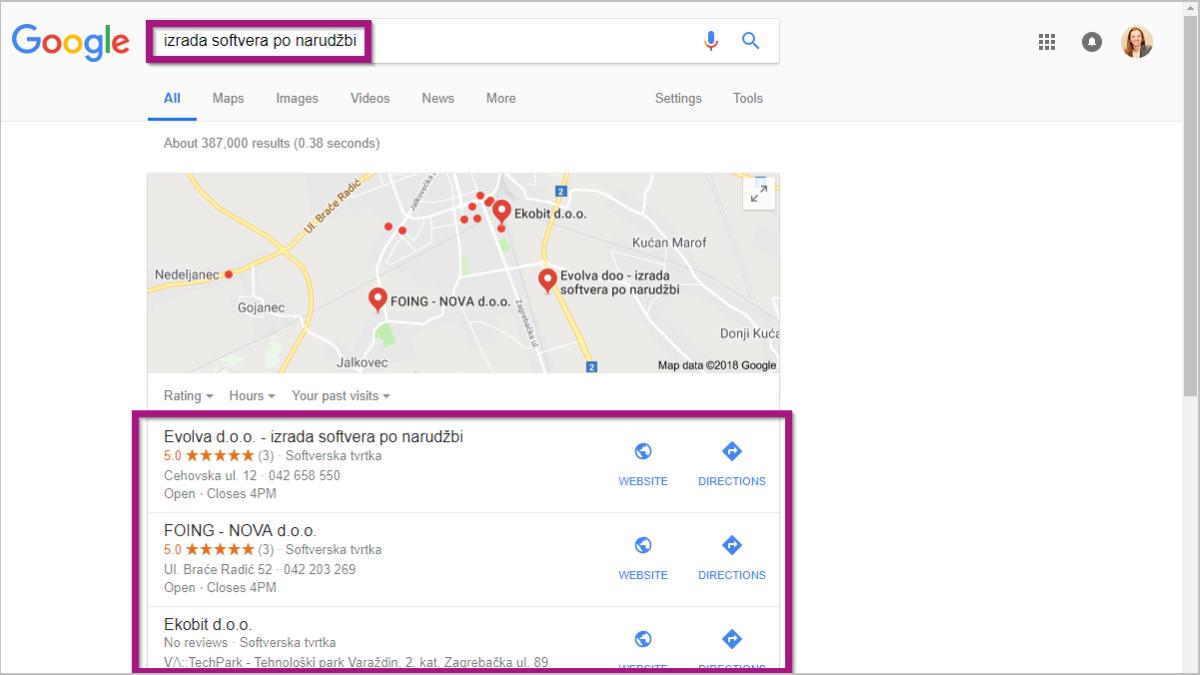 Kako privući nove klijente pomoću Google My Business? - Expertiva blog