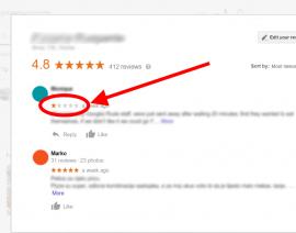 Kako izbrisati recenziju na Google tražilici?
