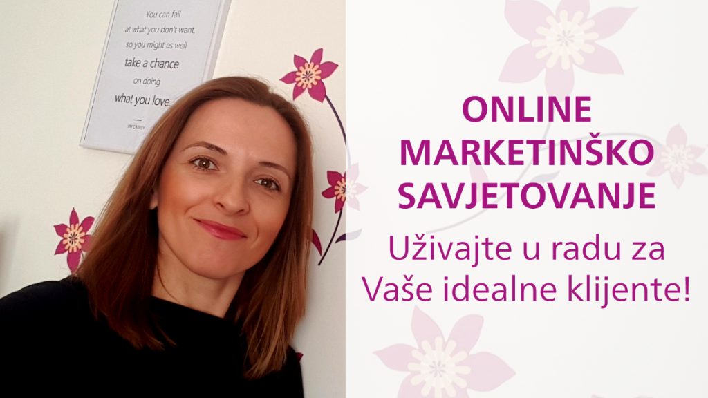 Online marketinško savjetovanje
