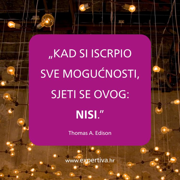 Edison citat