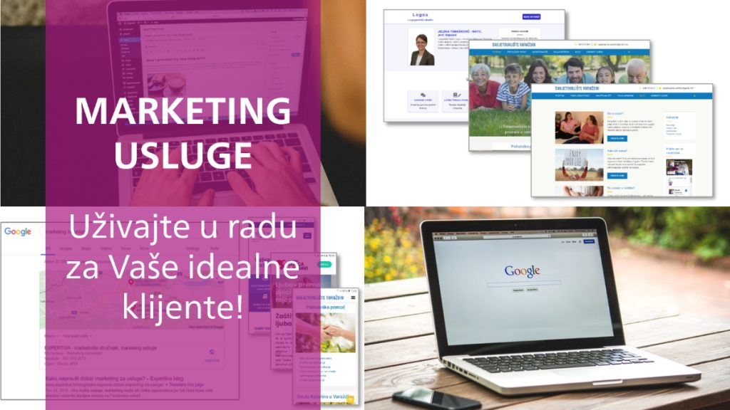 Internet marketing za Vaše usluge