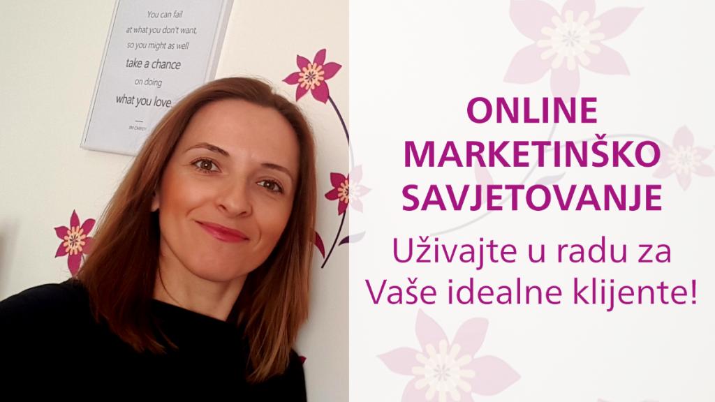Online marketinško savjetovanje